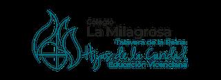 Colegio La Milagrosa Talavera Logo